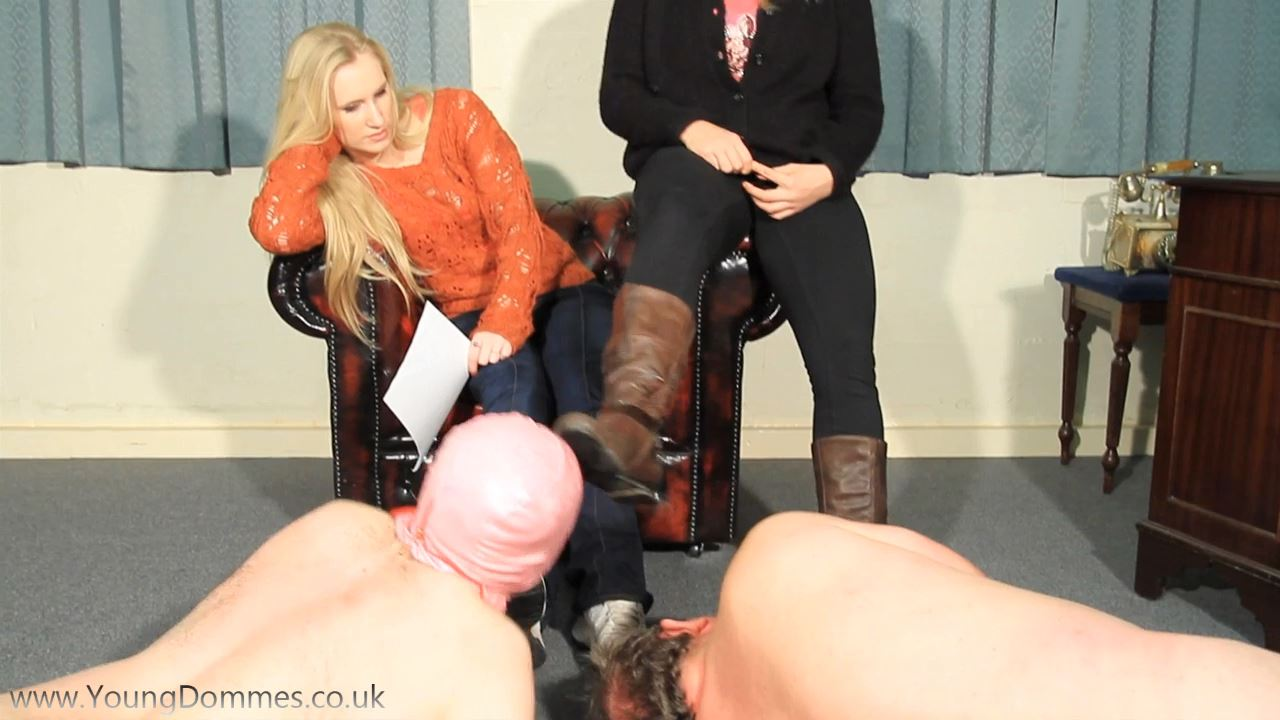 The Training Of Miss Charlotte M 2 - YOUNGDOMMES - HD/720p/MP4