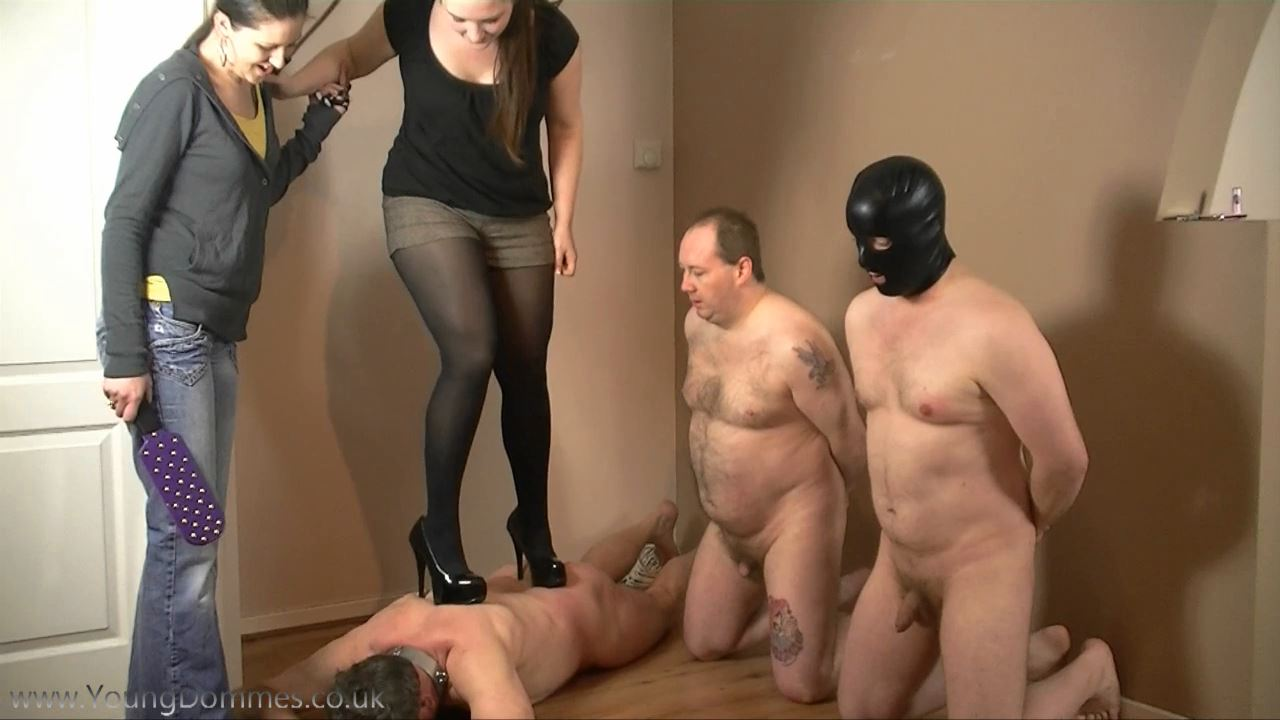 3 Little Pigs - YOUNGDOMMES - HD/720p/MP4