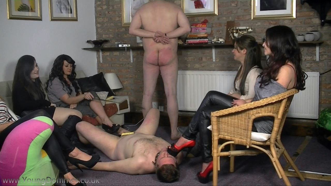 Total Humiliation Hi 2 - YOUNGDOMMES - HD/720p/MP4