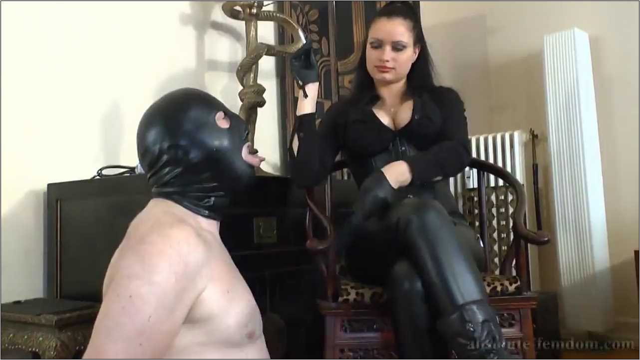 Youre Just An Ashtray - ABSOLUTE FEMDOM - HD/720p/MP4