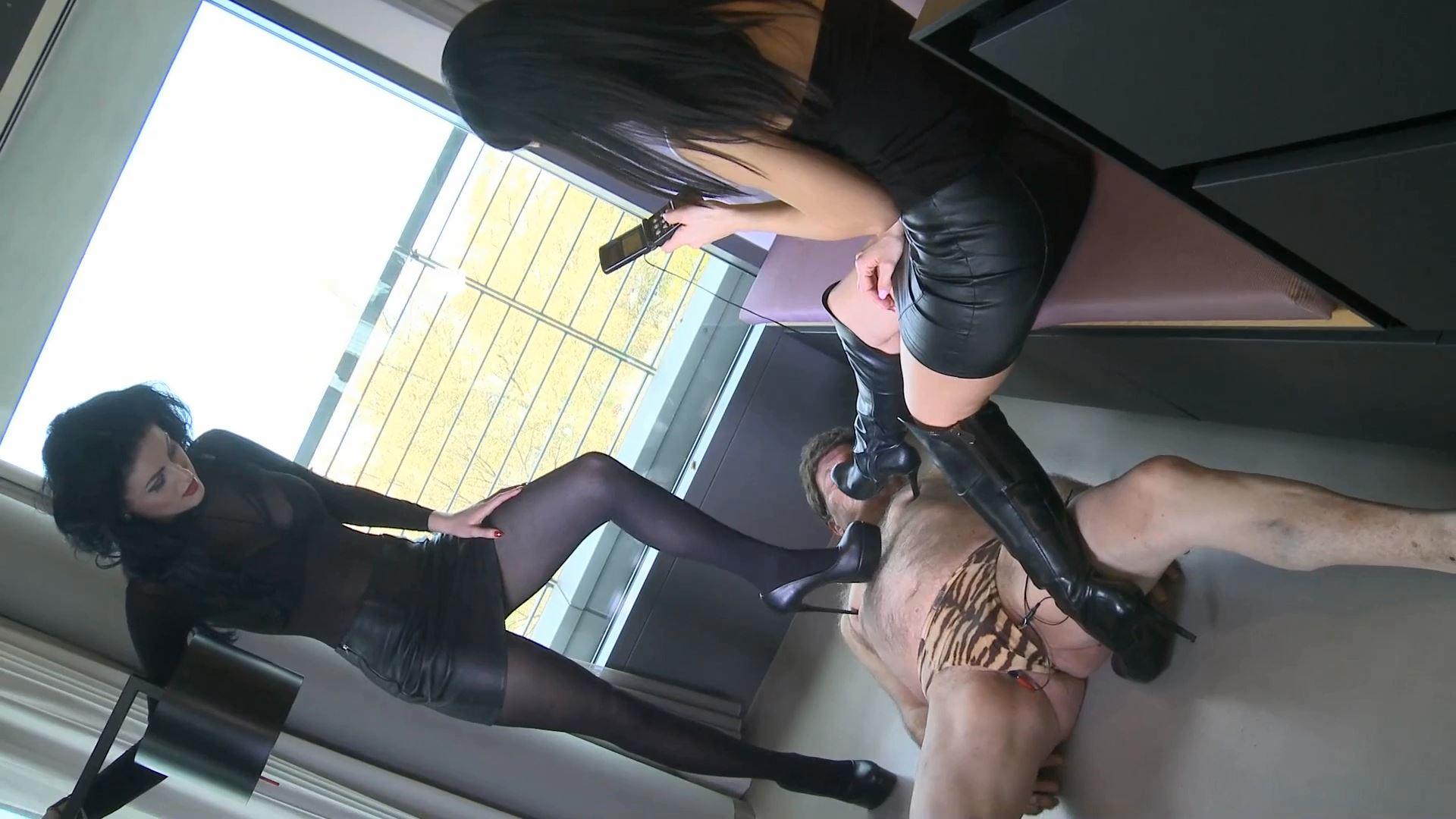 Mistress Blackdiamoond In Scene: Bd And Chanel 407 20 - BLACKDIAMOOND - FULL HD/1080p/MP4