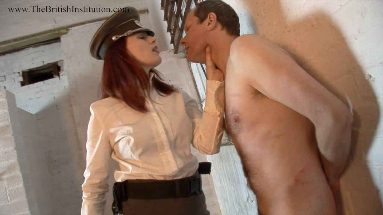 Mistress Rebekka Raynor In Scene: Punchbag - THEBRITISHINSTITUTION - HD/720p/MP4