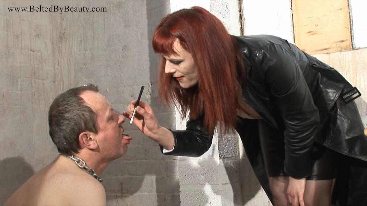 Mistress Rebekka Raynor In Scene: Smoking With Rebekka - THEBRITISHINSTITUTION - HD/720p/MP4