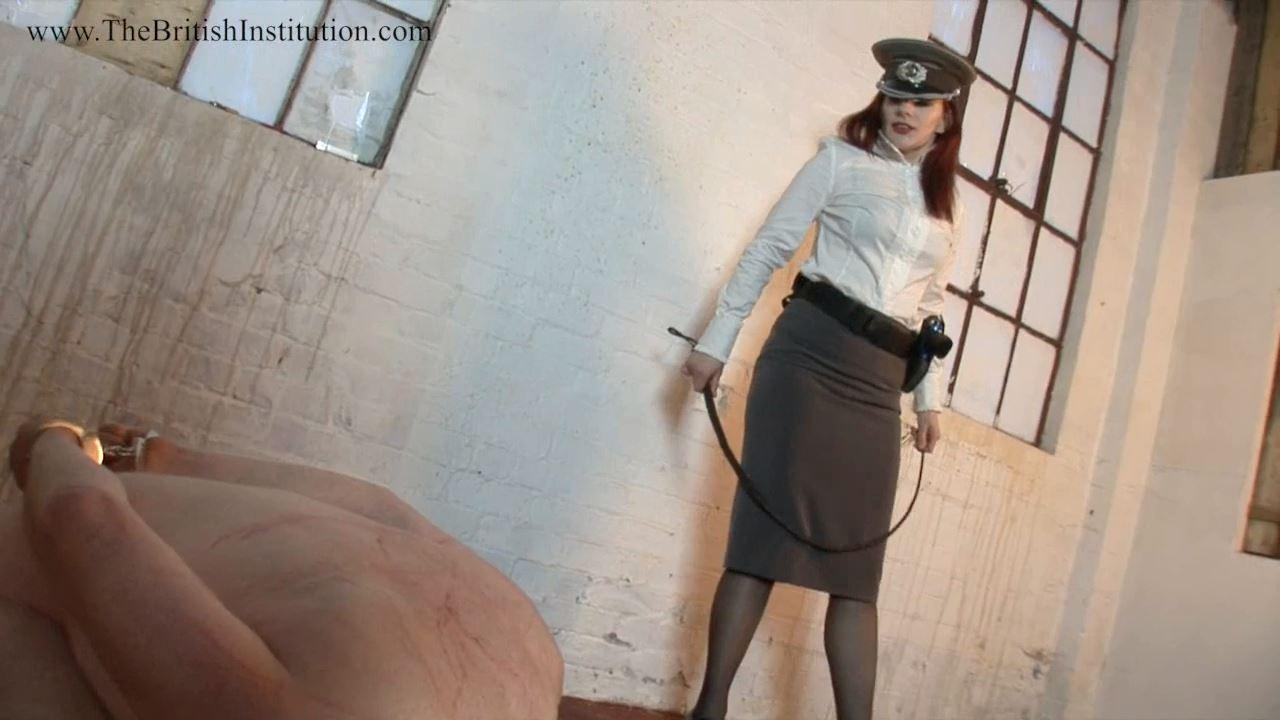 Mistress Rebekka Raynor In Scene: Snake Whip Agony - THEBRITISHINSTITUTION - HD/720p/MP4