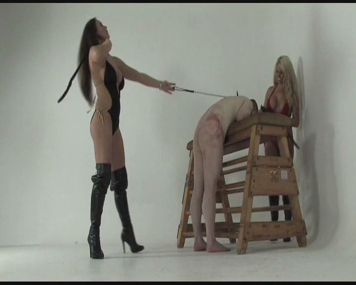 Ashleigh Embers, Brooke Lee In Scene: Bikini Terror Part 3 - THEBRITISHINSTITUTION - SD/576p/MP4