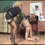 Lana Cox, Sadista In Scene: Office Interrogation Part 2 – THEBRITISHINSTITUTION – SD/576p/MP4