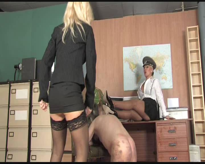 Lana Cox, Sadista In Scene: Office Interrogation Part 1 - THEBRITISHINSTITUTION - SD/576p/MP4