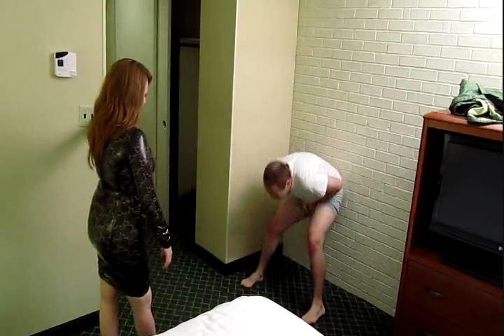 Mistress Katya In Scene: Which Hurts More, Shoe or Barefoot Kicks - CRUDELIS AMATOR BALLBUSTING FETISH - SD/480p/MP4