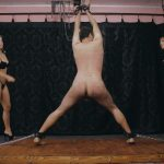 Mistress Anette In Scene: USED BY TWO MISTRESSES PART 1 – CRUEL PUNISHMENTS – SEVERE FEMDOM – HD/720p/MP4