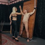 Mistress Anette In Scene: SLAPPING THE ASHTRAY – CRUEL PUNISHMENTS – SEVERE FEMDOM – FULL HD/1080p/MP4