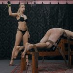 Mistress Anette In Scene: The taste of cruelty Part 1 – CRUEL PUNISHMENTS – SEVERE FEMDOM – FULL HD/1080p/MP4