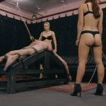 Mistress Anette, Mistress Nina In Scene: Used by two Mistresses Part 3 – CRUEL PUNISHMENTS – SEVERE FEMDOM – FULL HD/1080p/MP4