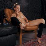 Mistress Anette In Scene: Masturbating Anette – CRUEL PUNISHMENTS – SEVERE FEMDOM – FULL HD/2160p/MP4