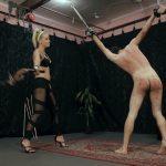 Mistress Anette In Scene: Screaming like a madman Part – CRUEL PUNISHMENTS – SEVERE FEMDOM – HD/720p/MP4
