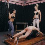 Mistress Anette, Mistress Darkness In Scene: Brutal girls Part 1 – CRUEL PUNISHMENTS – SEVERE FEMDOM – FULL HD/1080p/MP4