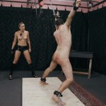 Mistress Anette In Scene: Brutal shrieks from the slave Part 2 – CRUEL PUNISHMENTS – SEVERE FEMDOM – FULL HD/1080p/MP4