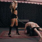Mistress Zita In Scene: Spanking with a leather belt – CRUEL PUNISHMENTS – SEVERE FEMDOM – FULL HD/1080p/MP4