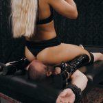 Mistress Zita In Scene: Can't resist her butt – CRUEL PUNISHMENTS – SEVERE FEMDOM – FULL HD/1080p/MP4