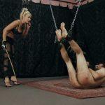 Mistress Anette In Scene: Screaming like a madman Part 3 – CRUEL PUNISHMENTS – SEVERE FEMDOM – FULL HD/1080p/MP4