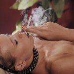 Mistress Anette In Scene: Cigarette after a long day – CRUEL PUNISHMENTS – SEVERE FEMDOM – FULL HD/1080p/MP4