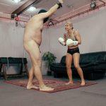 Mistress Zita In Scene: Boxing Zita – CRUEL PUNISHMENTS – SEVERE FEMDOM – FULL HD/1080p/MP4