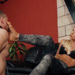 Mistress Zita In Scene: Slaps and heels – CRUEL PUNISHMENTS – SEVERE FEMDOM – FULL HD/1080p/MP4