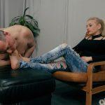 Lady Gwen In Scene: Cleaning her soles – CRUEL PUNISHMENTS – SEVERE FEMDOM – FULL HD/1080p/MP4