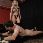 Mistress Anette In Scene: Good things in having a slave Part 2 – CRUEL PUNISHMENTS – SEVERE FEMDOM – FULL HD/1080p/MP4