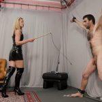 Mistress Anette In Scene: Making him scream Part 3 – CRUEL PUNISHMENTS – SEVERE FEMDOM – FULL HD/1080p/MP4