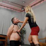 Mistress Zita In Scene: Slave's exercise – CRUEL PUNISHMENTS – SEVERE FEMDOM – FULL HD/1080p/MP4