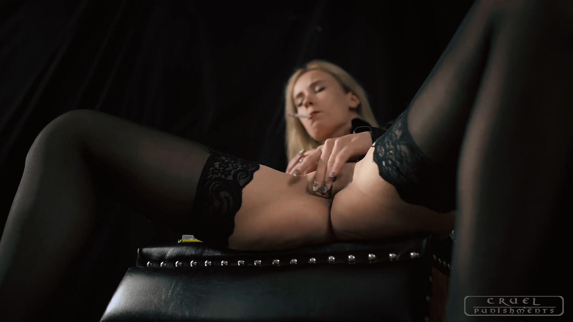 Mistress Anette In Scene: When nobody sees - CRUEL PUNISHMENTS - SEVERE FEMDOM - FULL HD/1080p/MP4