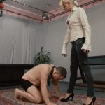 Mistress Bonnie In Scene: Don't anger Bonnie – CRUEL PUNISHMENTS – SEVERE FEMDOM – SD/406p/MP4