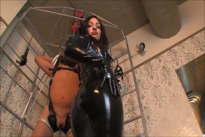 Mistress Cybill Troy In Scene: SHINE CYBILL - CYBILL TROY`S DTLA DOMINAS � SD/480p/MP4