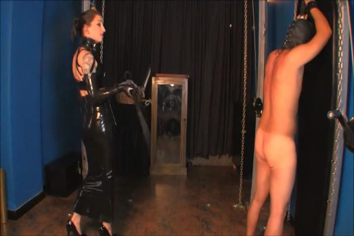 Mistress Cybill Troy In Scene: SEVERE DOVE-TAIL WHIPPING - CYBILL TROY`S DTLA DOMINAS � SD/480p/MP4