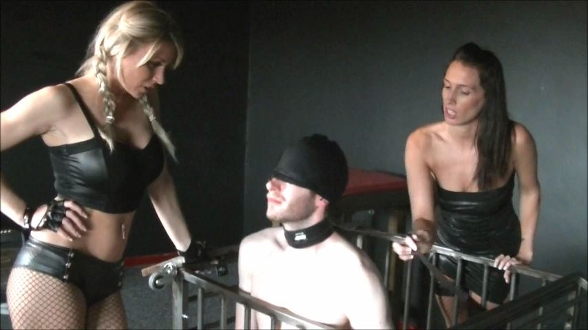 Mistress Elise In Scene: Insensitive Slapping - ELISE BULLIES BALLS UK - SD/480p/MP4