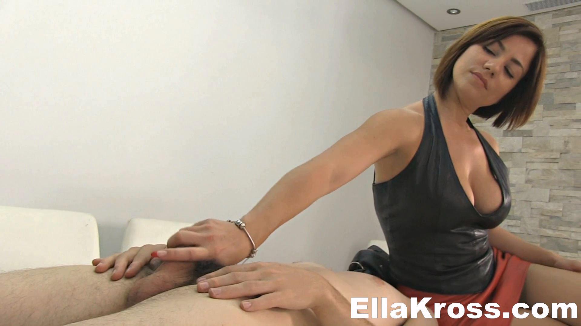 Ella Kross In Scene: Facesitting and Orasm Denial - ELLAKROSS - FULL HD/1080p/MP4