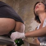 Ella Kross In Scene: Beer Bottle Sodomy – ELLAKROSS – FULL HD/1080p/MP4