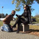 Fetish Diva Nadja In Scene: Walk with the slave Part 1 – FETISH-DIVA-NADJA – HD/720p/MP4