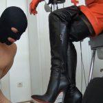 Fetish Diva Nadja In Scene: Slave training in the clinic Part 2 – FETISH-DIVA-NADJA – HD/720p/MP4
