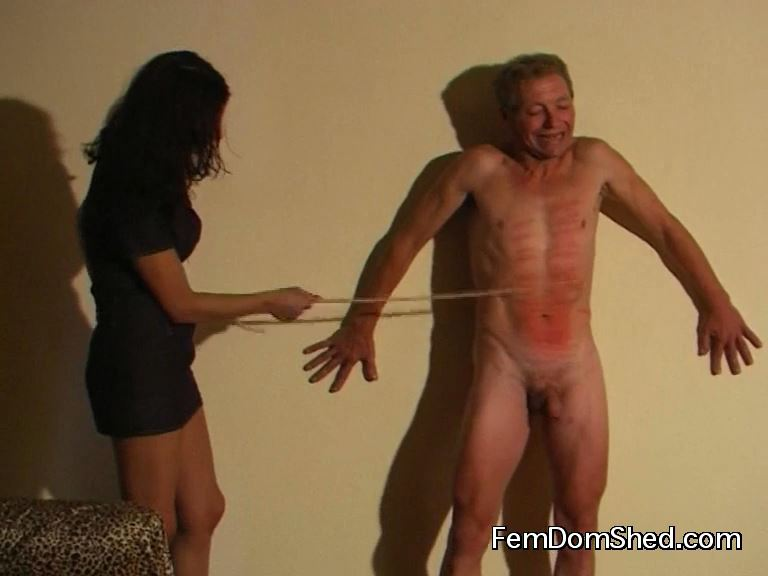 Evil Canning Belly - FEMDOMSHED - SD/576p/MP4