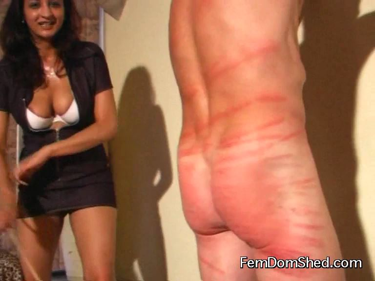 Mistress Evil In Scene: Canning Arse - FEMDOMSHED - SD/576p/MP4