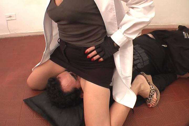 Mistress Dolly In Scene: Red Fish 2 - CLIPS4SALE / DOMINANT GIRLS / FEMRACE - SD/480p/MP4