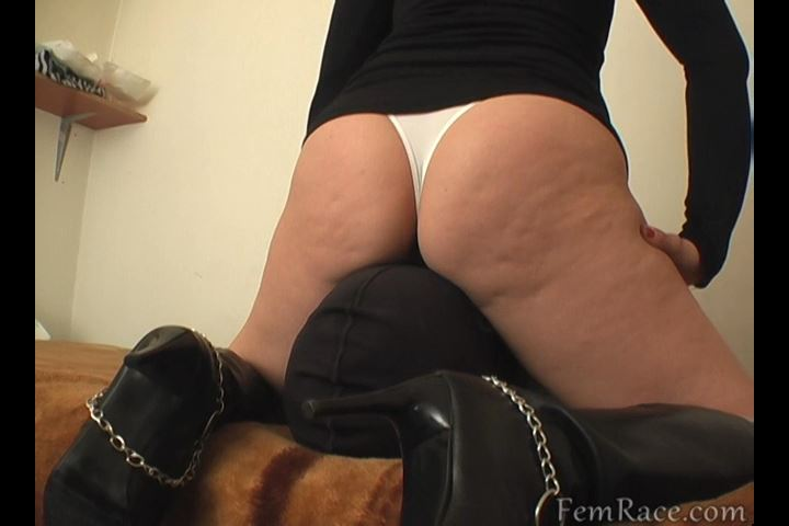 Big Powerful N Explosive - CLIPS4SALE / DOMINANT GIRLS / FEMRACE - SD/480p/MP4