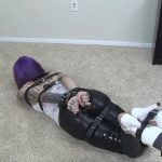 Krysta Kaos In Scene: Strap Bondage Struggle High Heels Hot pants – FETISHPROS – HD/720p/MP4