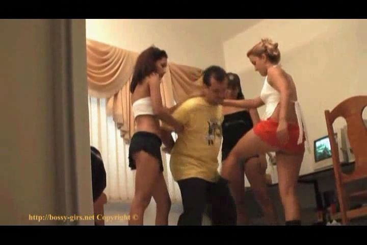 Domina Leidiane In Scene: Brazilian Bully Girls Video 3 Furious Bully Girls - BOSSY-GIRLS / GIRLSDOMINATION - SD/480p/MP4