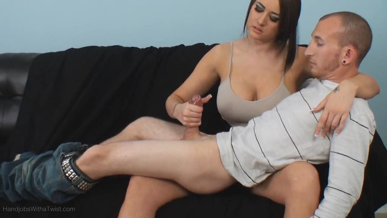 Alexis Grace In Scene: The Amazon's Little Plaything - HANDJOBSWITHATWIST - HD/720p/MP4