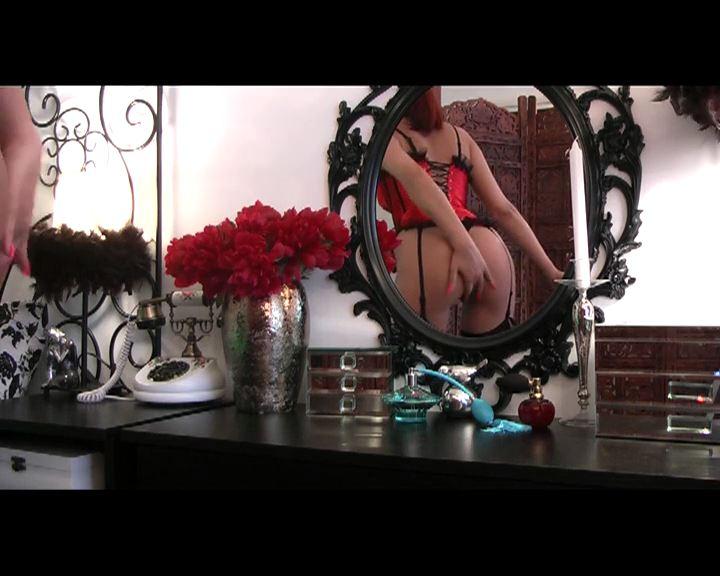 Jolie Lacroix In Scene: Mirror Ass Worship - JOLIE LACROIX THE ENSLAVER - SD/576p/MP4