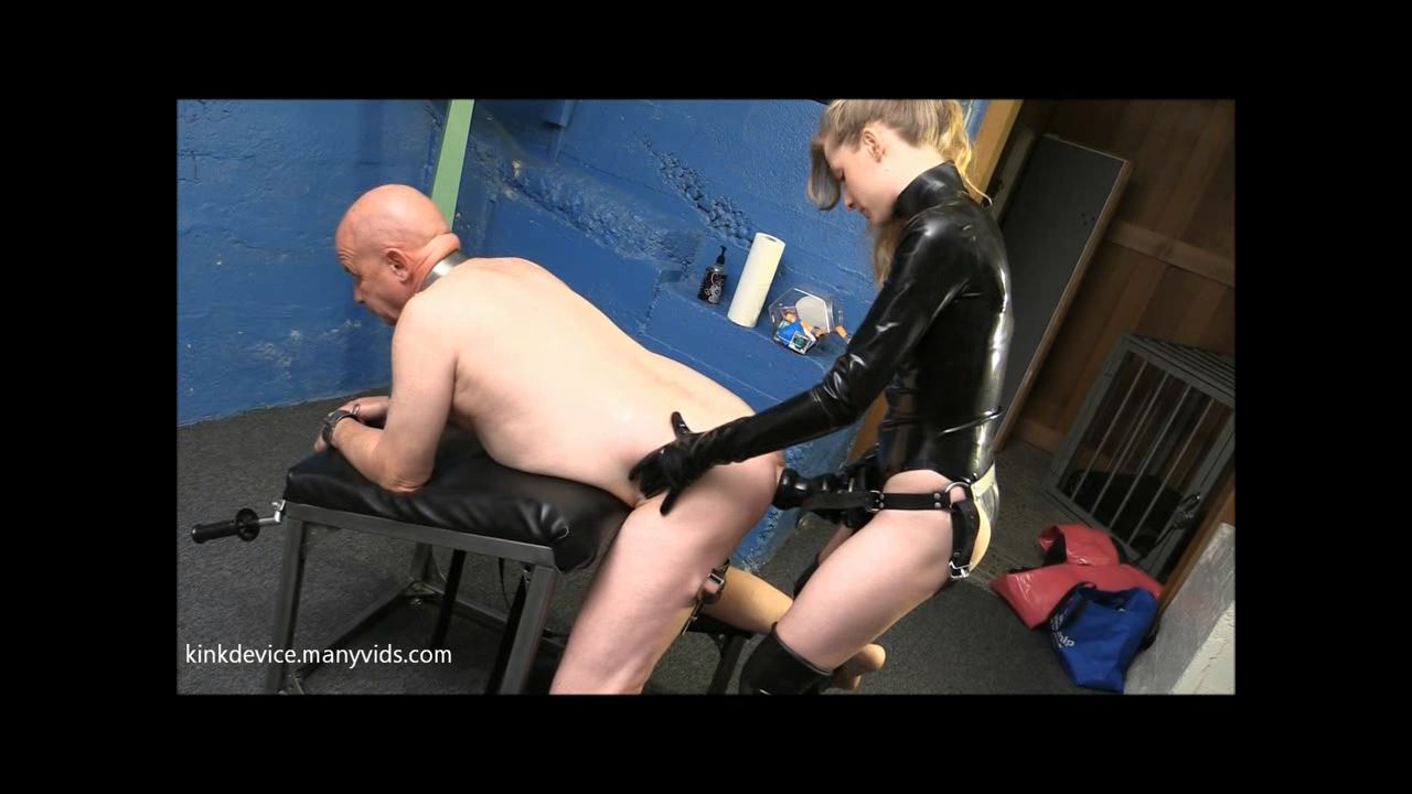 Carlie & Nyk v. Analb Avatar! Part 2 - KINKDEVICE - HD/720p/MP4