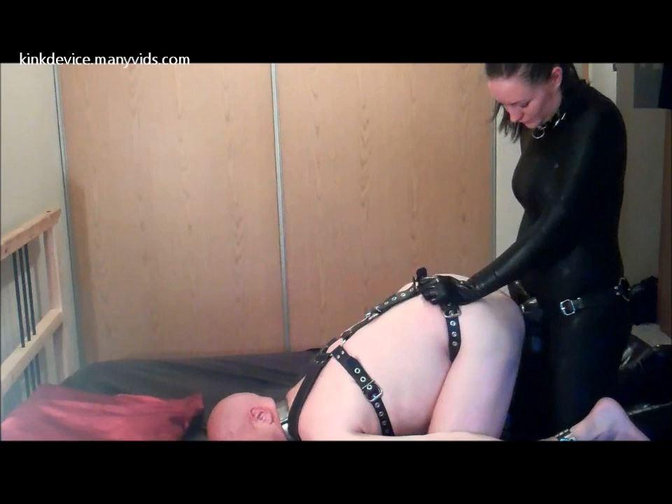 Natasha v. Anal Avatar! 3rd View - KINKDEVICE - HD/720p/MP4