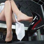 Lady Victoria Valente In Scene: Femdom POV: High Heels worship – LADYVICTORIAVALENTE / REAL GERMAN MISTRESS – HD/720p/WMV